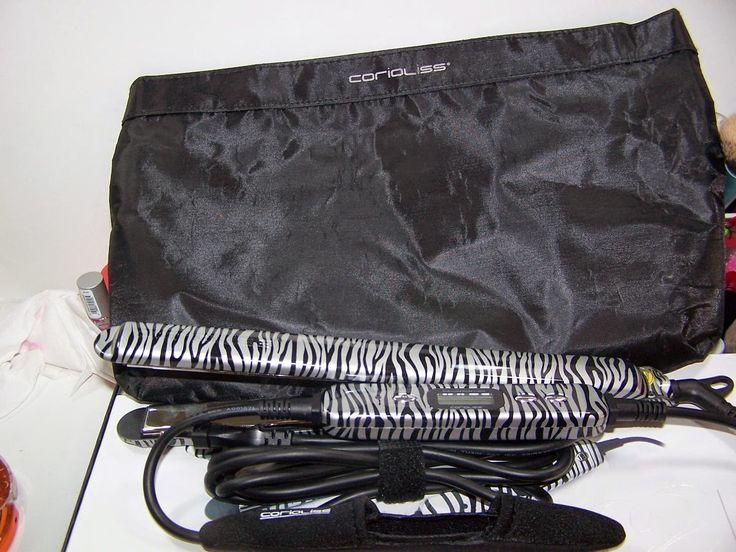 Lauriitta_Lips: Review Plancha Corioliss C2 Edición Zebra Silver-B...