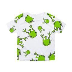 Sweet little frogs. Fun little sketch.