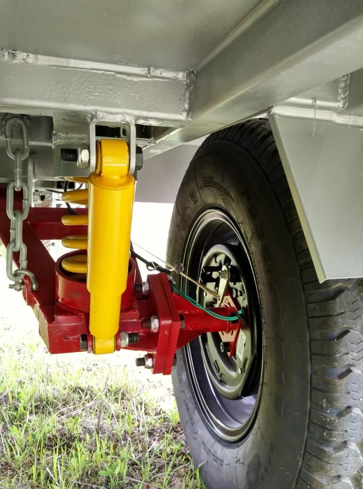 CRUX Expedition Trailers