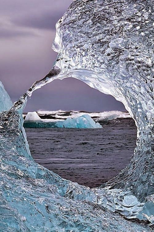 Iceland mother nature moments.