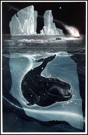 David Lloyd Blackwood Fire down on the Labrador