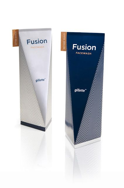 Gillette Repackage (Student Project) on Packaging of the World - Creative Package Design Gallery