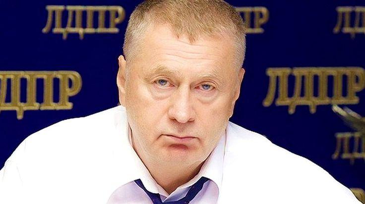 Владимир ЖИРИНОВСКИЙ и Владимир ПОЗНЕР!