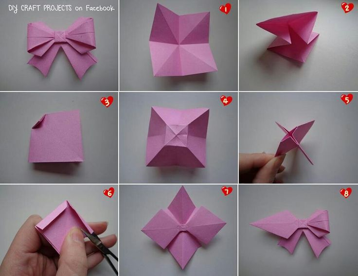 Origami Ribbon Instructions Gallery Coloring Pages Adult