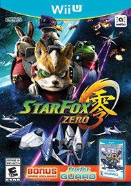 Boxshot: Star Fox Zero by Nintendo