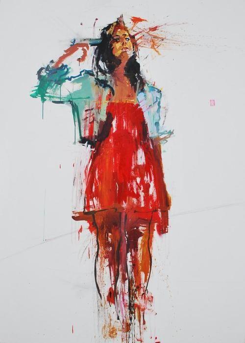 nearlya:  Emanuel Rodriguez. Retrato de la locura Quiet Power...