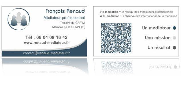 Nouvelle recommandation client pour Harmony Com :-) #print #cartedevisite