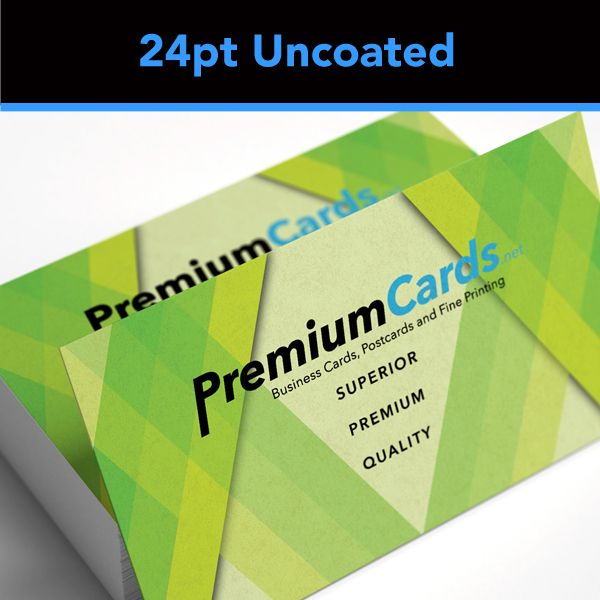 October 31st is the last day that our 24pt Uncoated Card Stock will be available at PremiumCards.net.  Make your purchase today before it's all gone.  Best price in 7 years.