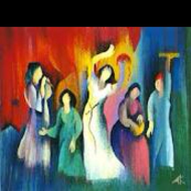 dancing with god analysis Dancing with god - inspirational poem source unknown via email when i meditated on the word guidance, i kept seeing dance at the end of the word i remember reading that doing god's will is a lot like dancing when two people try to lead, nothing feels right  you changed my mourning into dancing.