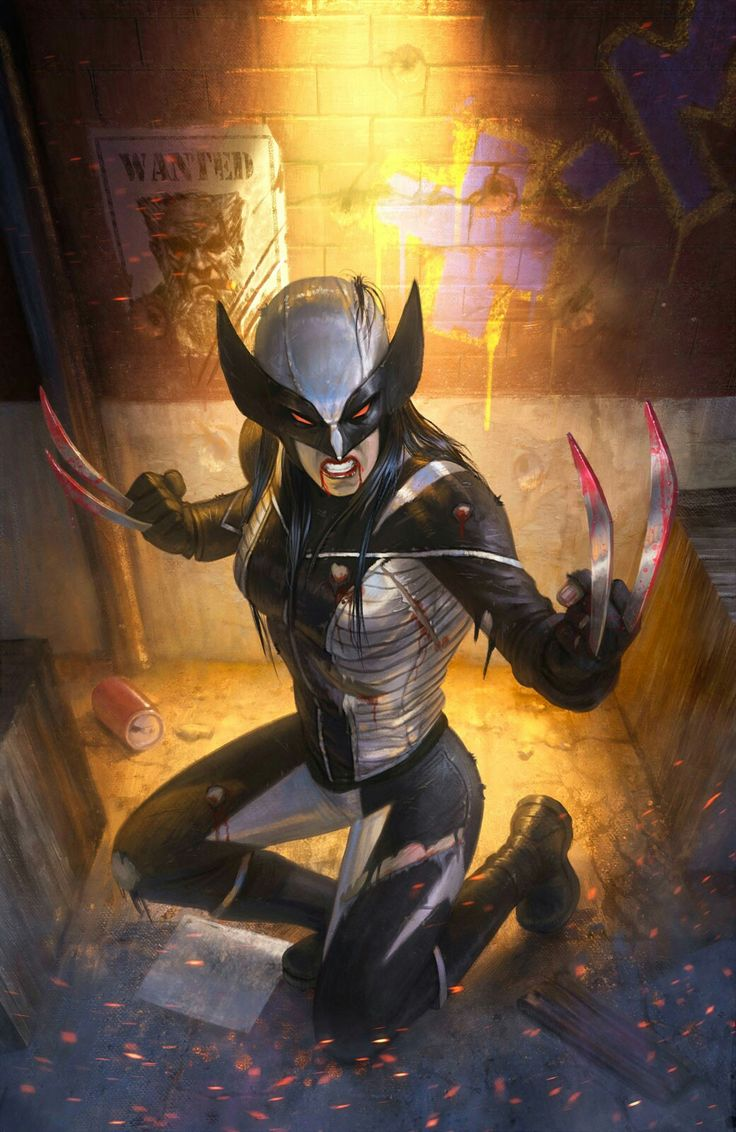 All new wolverine by musketeer studio
