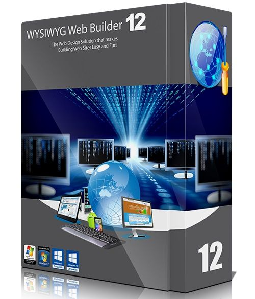 WYSIWYG Web Builder 12 Crack with Activation Key is the most