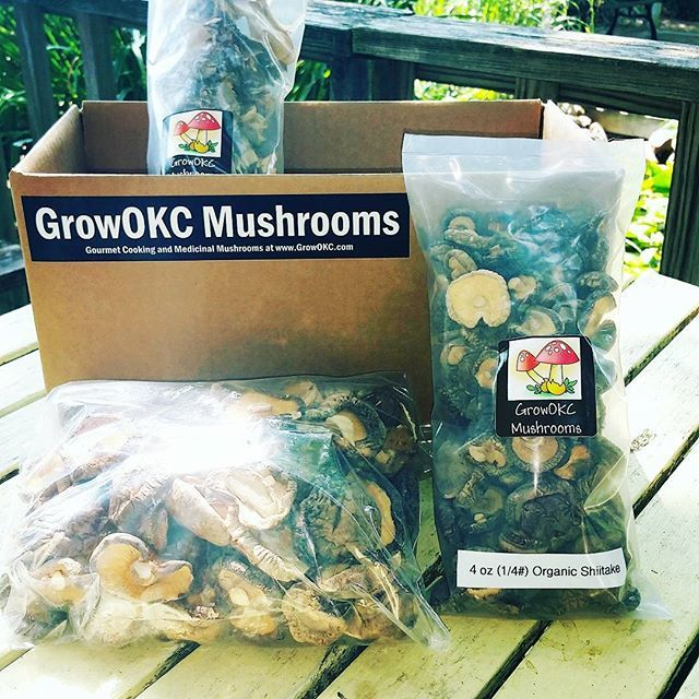 GrowOKC has organic mushrooms for sale, truffles and morel mushrooms, hydroponics for sale, pinion wood for sale. Shipping Nationwide order today at GrowOKC!