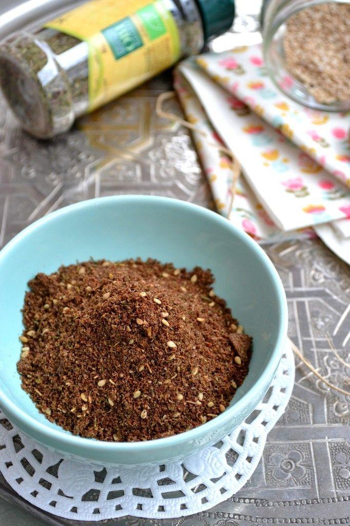 Comment faire du zaatar {mélange d'épices libanaises}