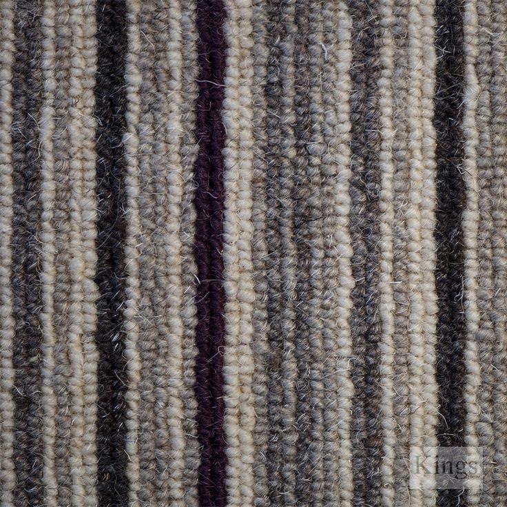 #Kingsmead #Carpets Book of Stripes Anthology www.kingsinteriors.co.uk/flooring/striped-carpet