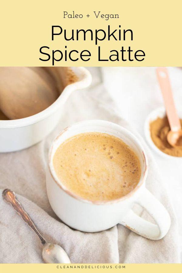 Homemade Pumpkin Spice Latte Even Better Than Starbucks Recipe In 2020 Homemade Pumpkin Spice Latte Pumpkin Spice Latte Vegan Pumpkin Spice Latte
