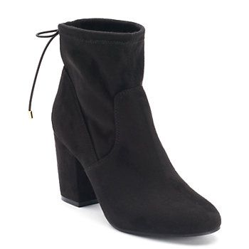 Candie's® Women's Slouch Ankle Boots