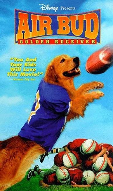 1998 Air Bud - Golden Receiver | My kinda movies | Pinterest