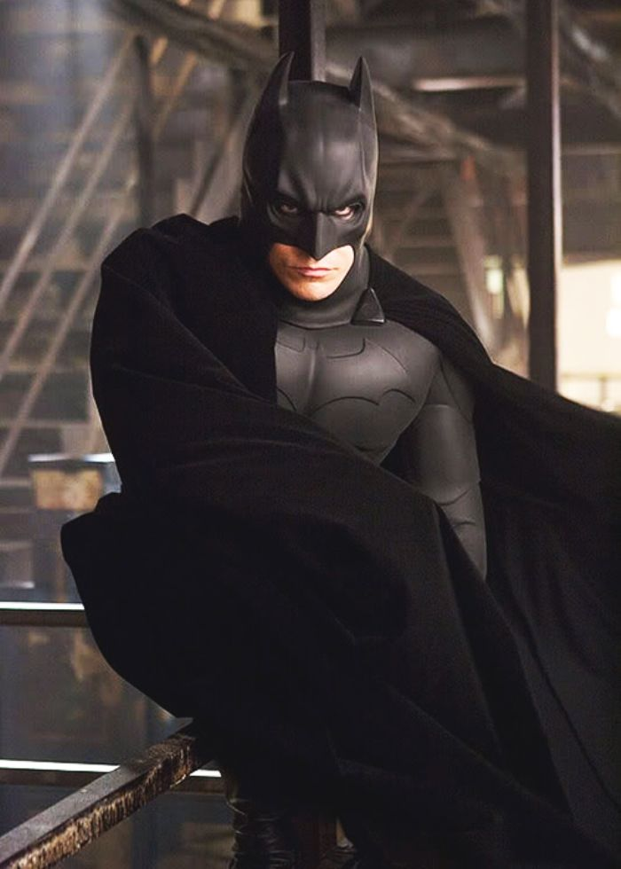 "Christian Bale - ""Batman Begins"""