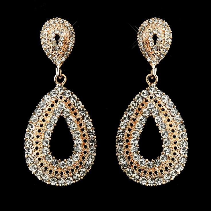 116 best Rhinestone jewelry images on Pinterest Rhinestone