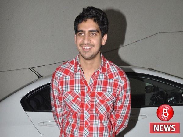Ayan Mukerji is the first lucky man to visit Karan Johar's twins, Yash and Roohi
