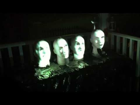Make Your Own Singing Haunted Mansion Grim Grinning Ghosts