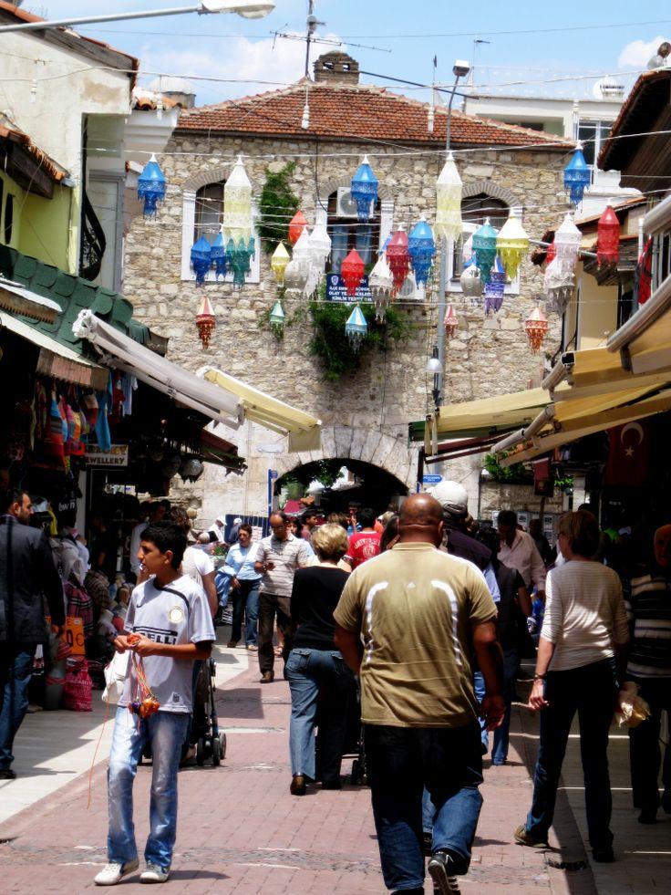 Kuşadası baklava, football in the backstreets, and beautiful calls to prayer
