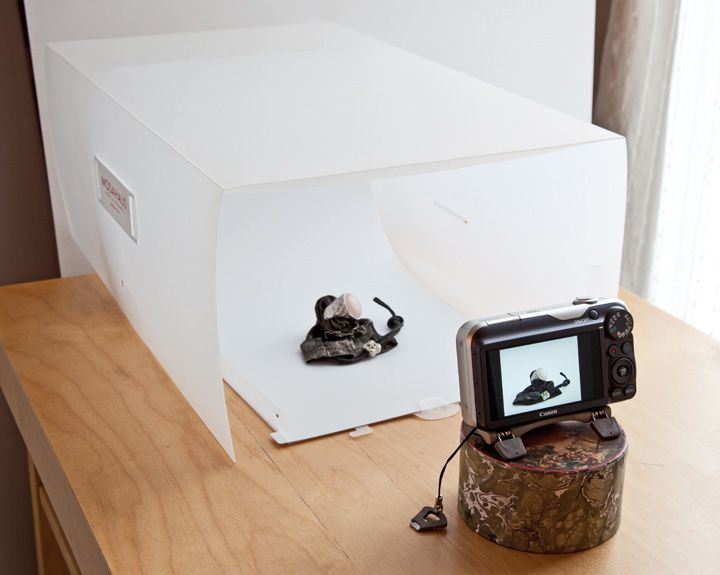 great, inexpensive advice on taking better product photos!