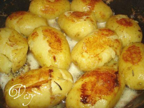 Тающий картофель от Айн