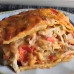 King Ranch Chicken Casserole  Allrecipes.com