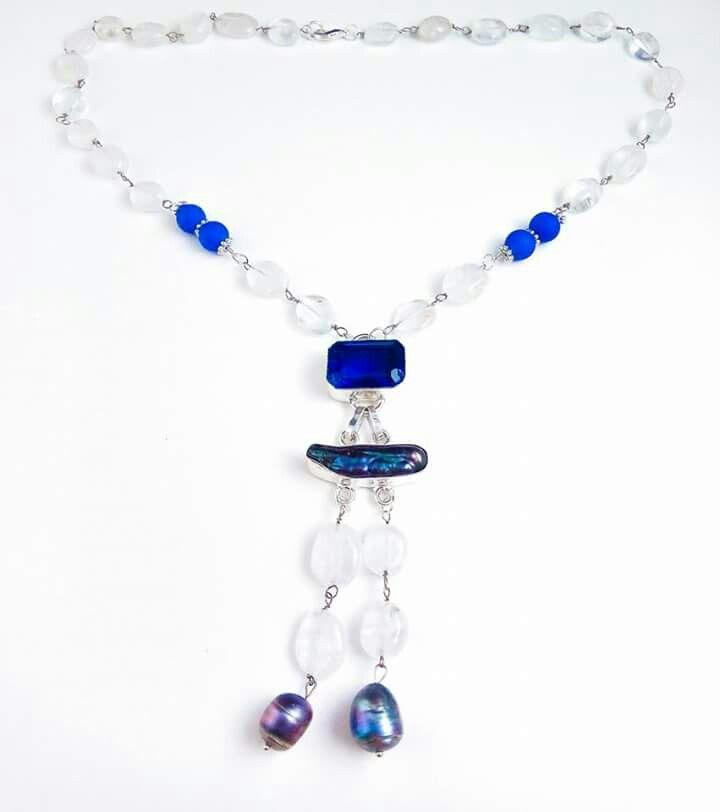 quartz alb.mother of pearl.hydro quartz