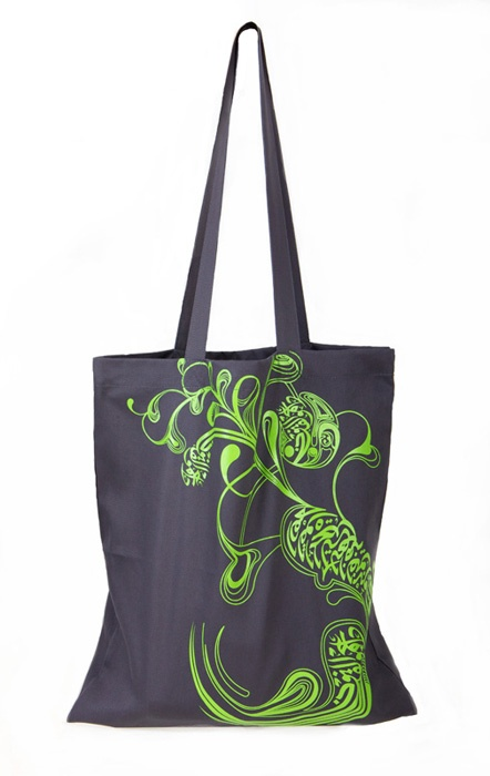 Limited edition tote bag designed exclusively for Dubai Culture' Patrons of the Arts Awards as giveaways for the 200 people who 1st joined the PAA's Facebook and Twitter pages.