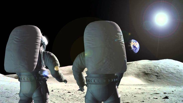Moon Landing - Посадка на Луну (HD)