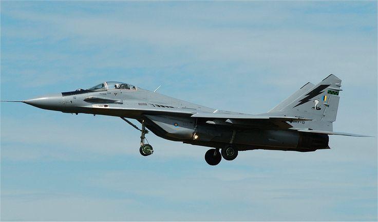 "Royal Malaysian Air Force Mikoyan MiG-29N ""Fulcrum"""