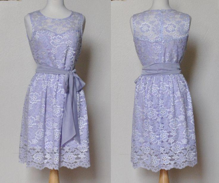 17 Best ideas about Lavender Lace Dress on Pinterest | A line ...
