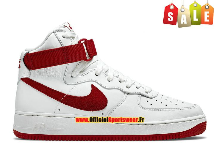 new product 83c3a 8e26b nike montant homme rouge