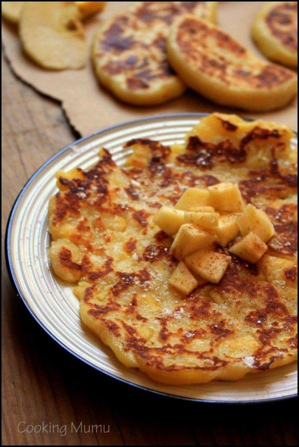 Apple potato bread                                                                                                                                                                                 Plus