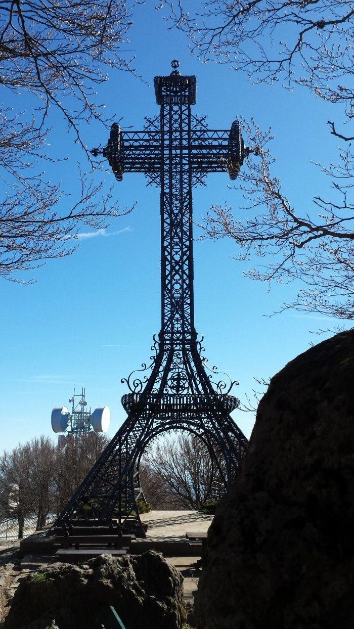The Cross of Mount Amiata