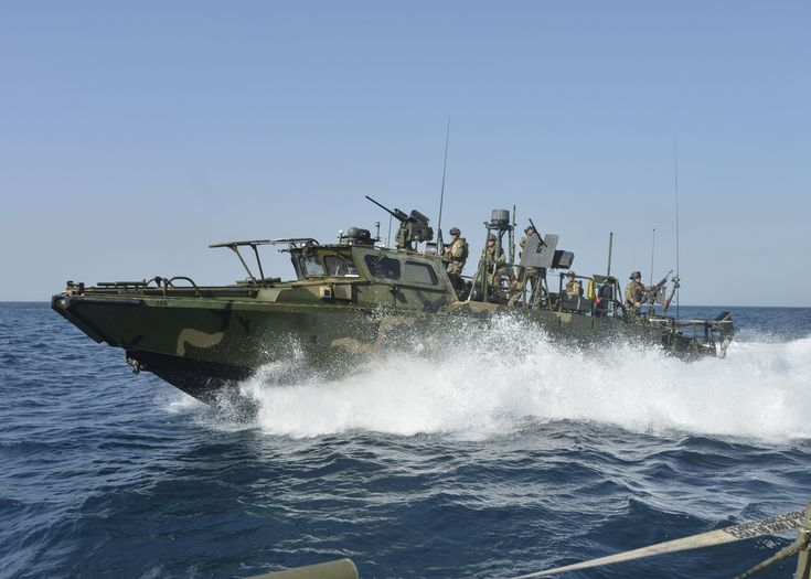 riverine command boat assigned to Coastal Riverine Squadron (RIVRON). http://www.navy.mil/management/photodb/photos/130627-N-AZ907-414.jpg