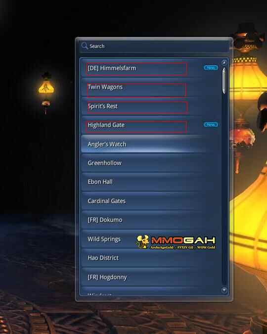 Another 6 New Servers Are Online in Blade and Soul