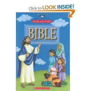 Read And Learn Bible: American Bible Society, American ...