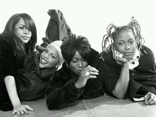 Aaliyah, Lil' Kim, Missy Elliot and Da Brat all contributed to changing the face of music, each with their own unique sound!!
