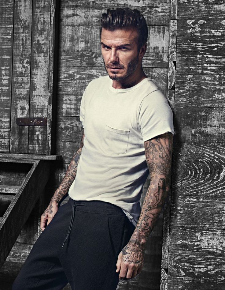 H&M collection bodywear 2016 par David Beckham #hm #bodywear #davidbeckham