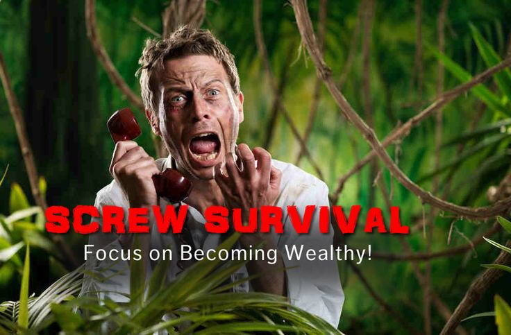 The Best Bang for your Buck in Business Training - Mal Emery's Screw Survival - 7 Steps to a 7 Figure Income at Warp Speed - 3 hours training at a live event near you - Just $27 - http://screwsurvival.com.au/