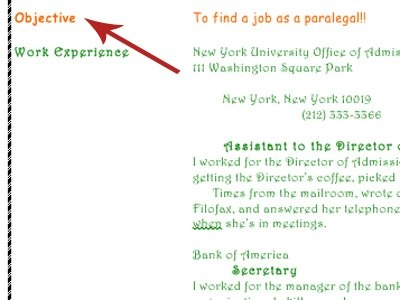 How to Write a Resume When Youre Just Out of College  Forbes