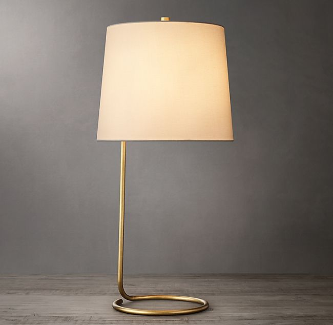 Novak Table Lamp Lamp Table Lamp Modern Lamps Bedroom