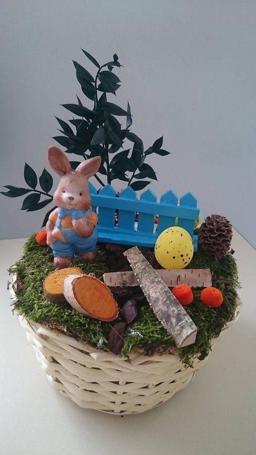 Paruo / Veľkonočný zajačik v záhradke