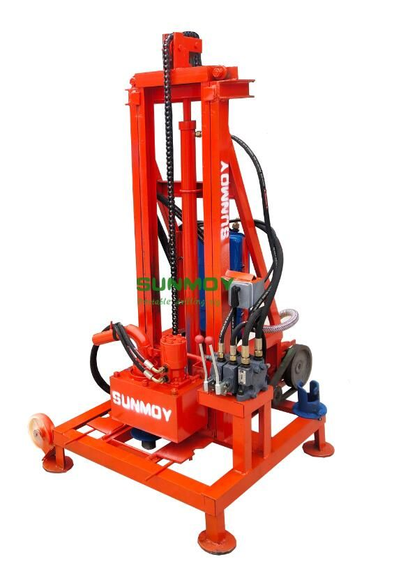Sunmoy Technology Company Introduces World Class Water Well Drilling Machine With Assured Performanc Water Well Drilling Solar Powered Water Pump Well Drilling