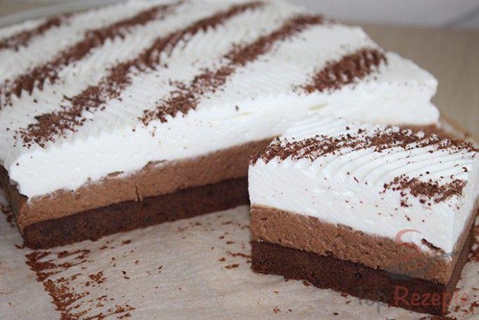 Brownies – Schoko-Kaffee-Schnitten (Fotoanleitung)
