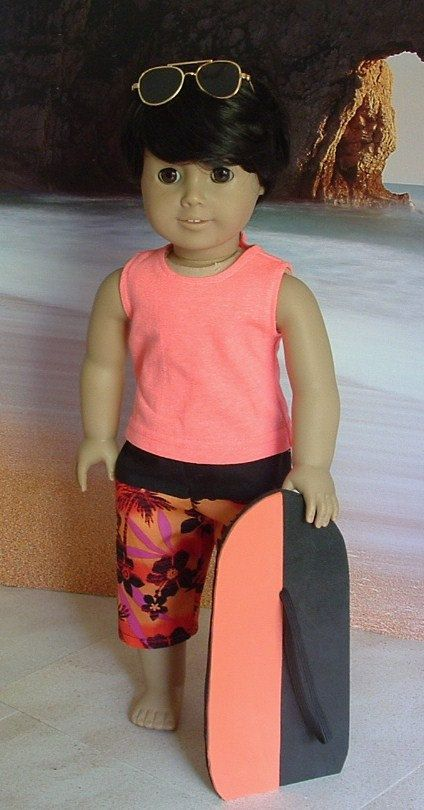 Let's Boogie for American Boy Doll by MyGirlClothingCo on Etsy, $22.00