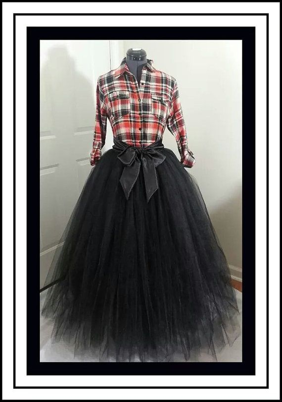 Hey, I found this really awesome Etsy listing at https://www.etsy.com/listing/209745113/custom-made-adult-black-tutu-style-skirt